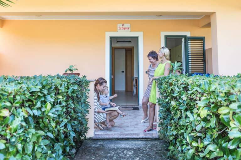 villaggio residence zambrone